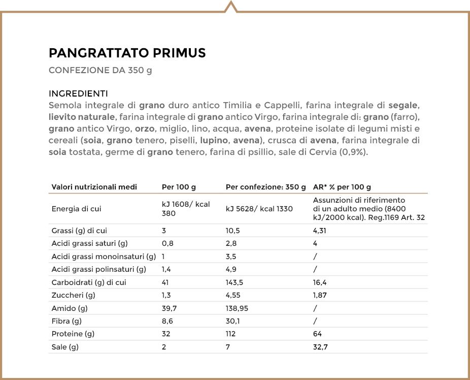 valori-nutrizionali-pangrattato-primus